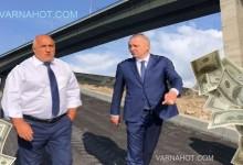 """Борисов към варненци: """"Ще търпите ГЕРБ!"""""""