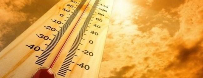 Времето днес: Опасно горещо, с температури до 40 градуса