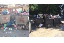 Цяла Варна тъне в боклуци! Подземните контейнери обещани от кмета вече шест години са мираж