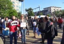 Варненци излязоха на протест срещу замърсяването