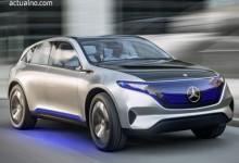 Немският концерн Daimler ще инвестира 10 милиарда евро в разработка на 10 нови електромобила до 2025г.