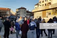 Варненци от Цветния квартал протестират срещу презастрояването