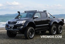 Бургаската компания VROMOS впечатлява с тунинг разработки на световно ниво