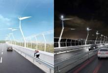 Проектът за ремонт на Аспарухов мост-Асфалт и малко боя + ограда против самоубийци и по-стилистични стълбове…