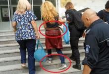 Враг номер едно на държавата – Десислава Иванчева бе отведена в болница с оковани с вериги ръце и крака