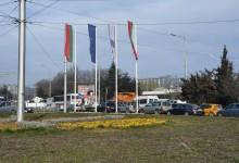 Километрични задръствания в Аспарухово заради поредния проблем с Аспарухов мост!!!