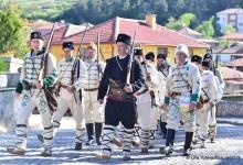 Историческа възстановка се проведжа в Клисура по повод 145г. от Априлската епопея
