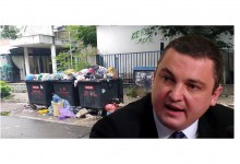 Варна отново тъне в боклуци въпреки твърденията на кмета Портних, че няма проблем