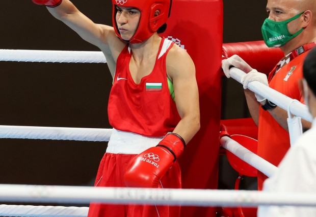 Добрата новина: Стойка Кръстева с медал от Токио
