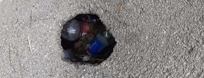 Ред в хаоса: В морската градина на Варна вече има подземни контейнери за смет