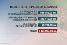 Запазено от ГЕРБ: Броенето на комари по Дунава за почти 1,5 милиона лева!
