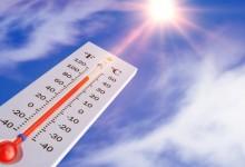 Времето днес: Слънчево и горещо!