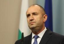 Президентът Радев връчва мандата на ИТН днес в 17 часа