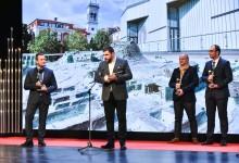 """Епископската базилика на Филипопол спечели приза """"Сграда на годината 2020"""""""