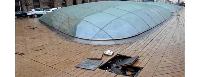 Доклад на ОЛАФ сигнализира за изчезнали 4,5 млн.евро от ремонта на Ларгото!
