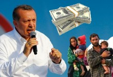Президентът на Турция Ердоган отново изнудва Европа