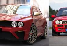 Lancia Delta възкръсва като електромобил