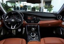 Бъдещите модели на Alfa Romeo ще имат възможно най-малко екрани