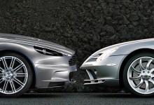 Mercedes увеличава дела си в Aston Martin, за да спаси компанията от осми фалит