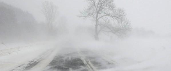 Сняг и виелици в северозападна България! Очаква се снежна покривка от 40 см