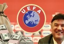 BIRD: Боби Михайлов опитал да уреди съмнителни фирми да строят скъпо по проект на УЕФА, но го порязали