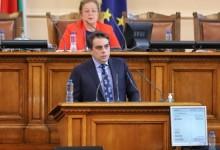 Днес депутатите ще изслушват служебният финансов министър Асен Василев за актуализацията на бюджета