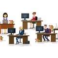 depositphotos_122817814-stock-illustration-office-worker-vector-illustration