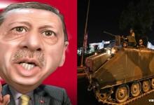 Неуспешен преврат в Турция! Ердоган остава на власт