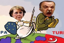 ЕС отряза Турция за визите