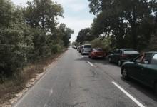 Тежка катастрофа на пътя Варна-Бургас до с. Близнаци / снимки /