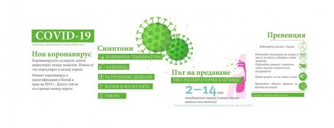 Здpавното министерство с 10 препоръки за ограничаване на коронавируса