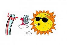Времето днес: Жеги, температури до 40° на сянка! Температурата на морската вода – 27°