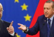 Мартин Шулц натиска Ердоган да започне реформите ако иска отпадане на визите