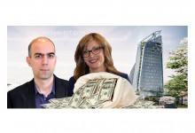 Правителството дава 100 милиона за строителството на частна сграда проектирана от мъжа на вицепремиера Захариева