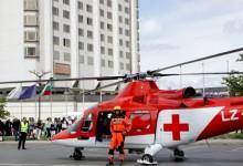 Поради липса на медицински хеликоптер Борисов прати Балтов и Ангелов при пострадалия Каролев