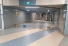 Новата метростанция 'Хаджи Димитър' протече