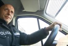 Полицаят, който лично ръководил побоя над протестиращи се премести на работа при Гешев