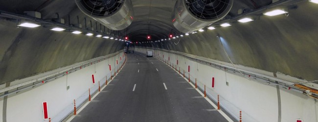 """Новоремонтираният тунел """"Витиня"""" затваря за трето """"калибриране"""" на осветлението!?!"""