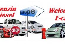 Без нови автомобили на бензин и дизел в Европейския съюз след 2030г.?